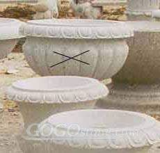 To Sell Granite Flower Pot 04