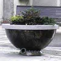 To Sell granite flowerpot 08