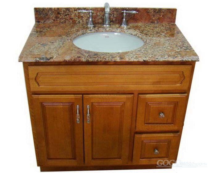 Juparana Colombo Granite Vanity Tops