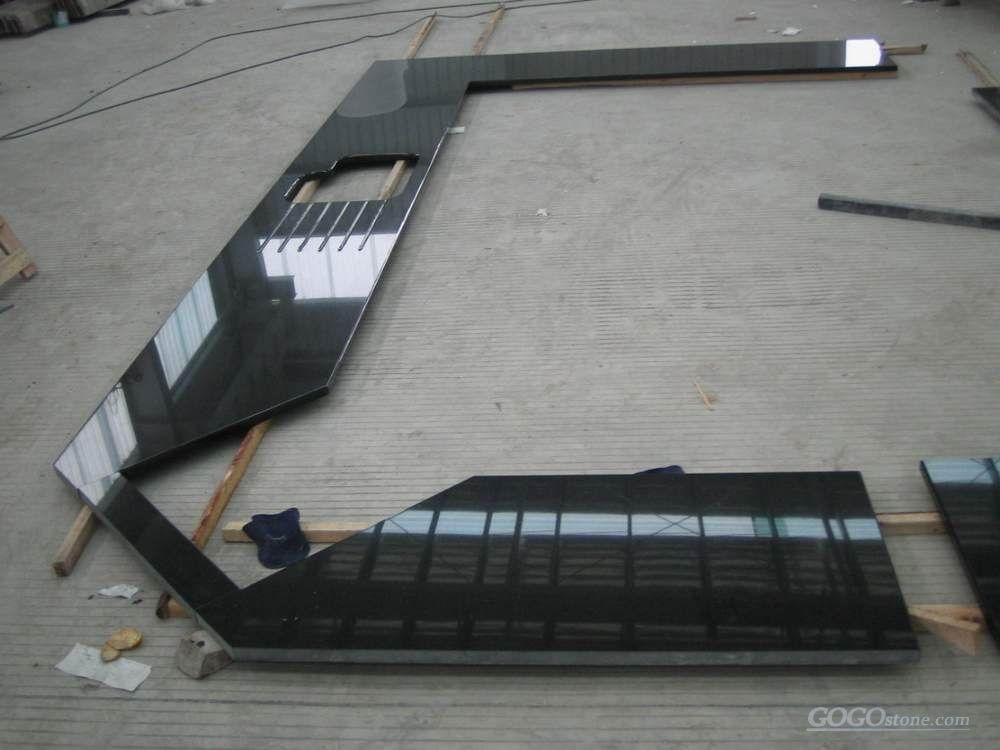Black Granite Countertops