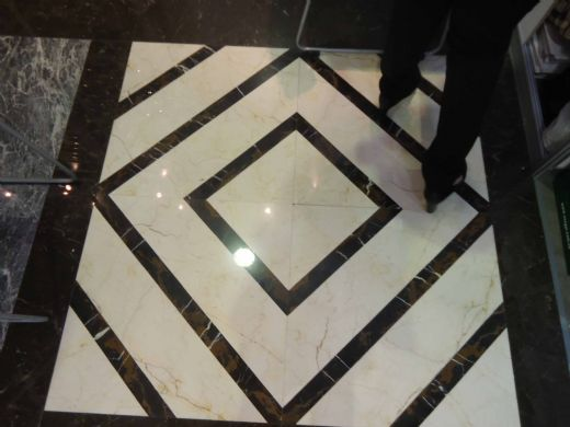 Composite magic tile