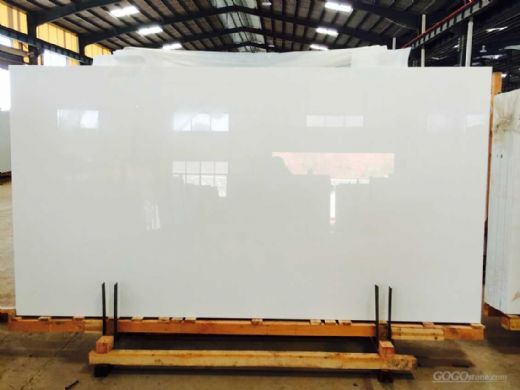 White Nano Glass stone slab,White Nano Glass stone Tile