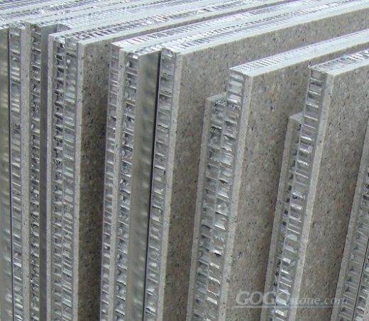 Building Envelopes - Stone Honeycomb Panels