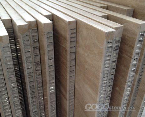 Curtain Walls - Stone Honeycomb Panel