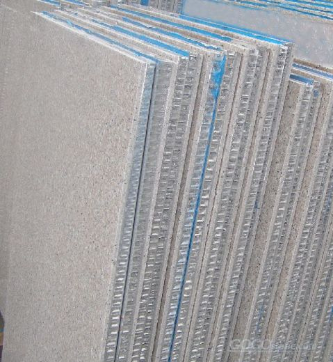 Building Envelopes - Honeycomb Stone Panel