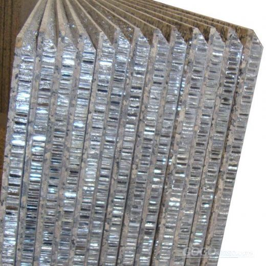 Curtain Walls - Honeycomb Stone Panel