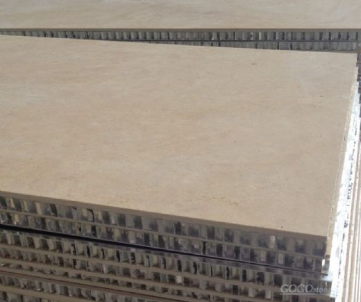 Facade Wall Panels - Stone Honeycomb Panels