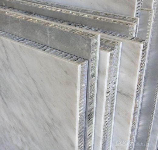 Facade Wall Panels - Stone Honeycomb Panel