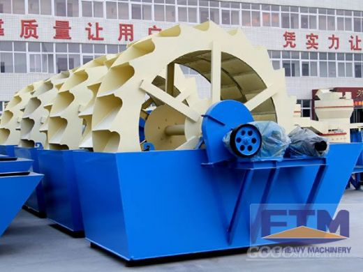 Industrial Sand Washing Equipment/Industry Sand Washing Machine