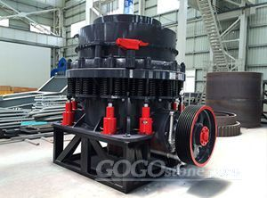 Cone Crusher For Secondary Crushing/Hydro Cone Crusher