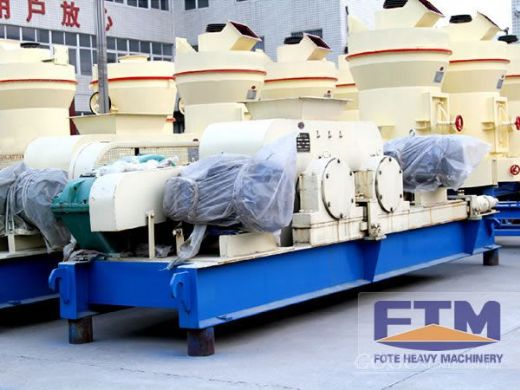Double Teeth Roller Crusher/Cement Roll Crusher