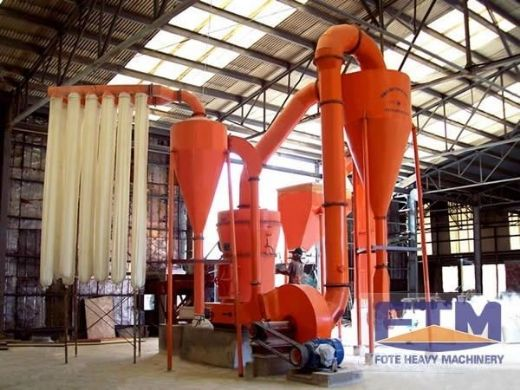 Marble Powder Grinding Plant/Powder Grinding Production Line