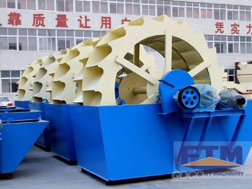 China Sand Washing Machines/China Sand Washer Price