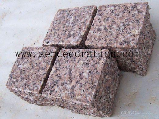 pink cobblestone