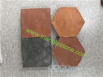 Clay terracotta tiles ,flooring tiles