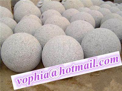 cheap graden small round rock stone