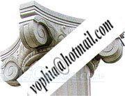column cap, column, pinth
