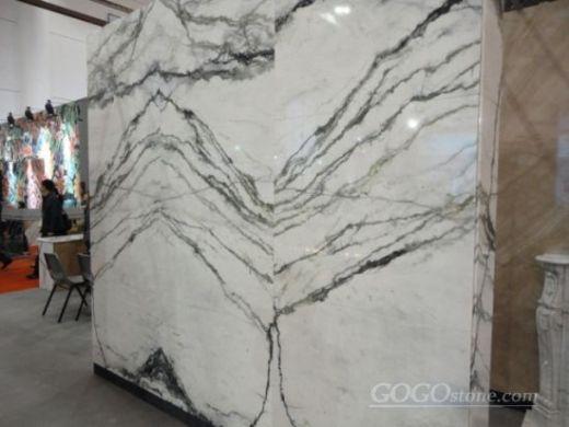 China Gent Green Marble Tiles & Slabs, China Green Marble Tiles & Slabs
