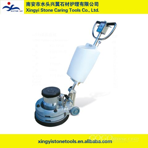 polish machine