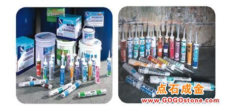 To Sell Silicone adhesives & sealants(picture)