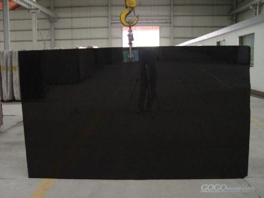 Shanxi Black Granite Slabs