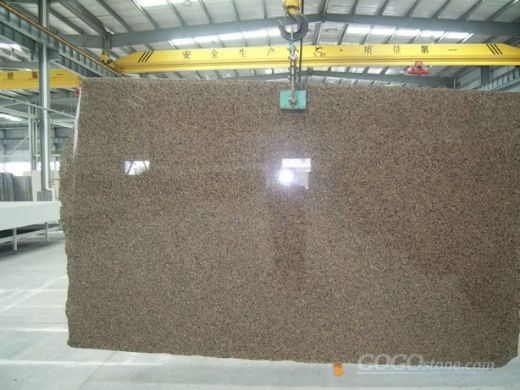 Tropical Brown Granite Slabs