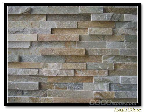 Cultured stone slate