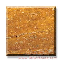 Gold Travertine