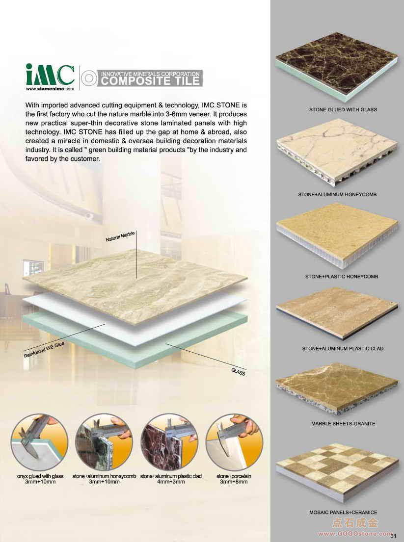 composite tile