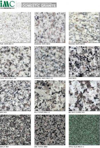 Chinese granite1