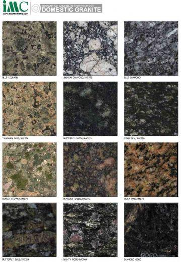 Chinese granite4