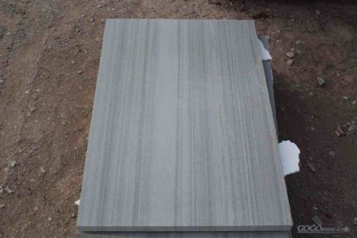 Grey and white,green sandstone