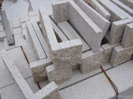 Wall corner stone