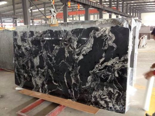 Black dragon granite