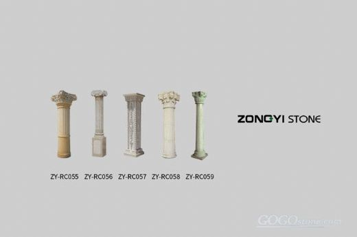 Stone,Column,Special Shape ,Marble,Pillars
